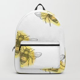 i'd like to be a busy little bee Backpack