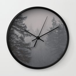 Forest Empire Wall Clock
