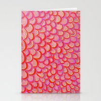scales Stationery Cards featuring scales by Matthias Hennig