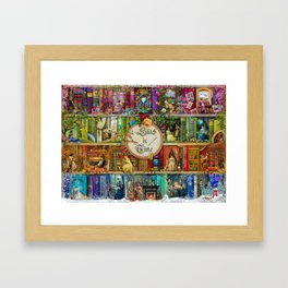 A Stitch In Time Framed Art Print