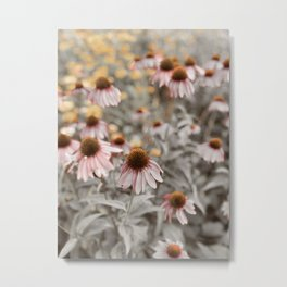 Her Dreams Came Into Full Bloom Metal Print