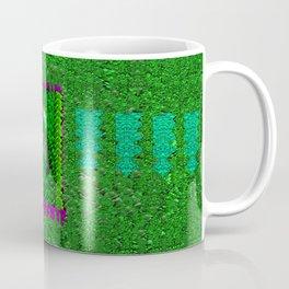 Peace Mermaid Cat Coffee Mug