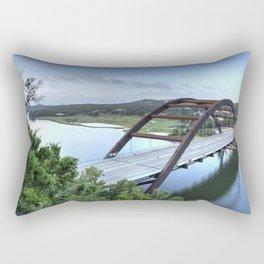 Bridge in Austin, Texas Rectangular Pillow