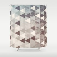 into the wild Shower Curtains featuring WILD by Truth & Beauty Design