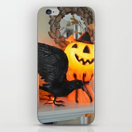 Crow and Jack iPhone Skin
