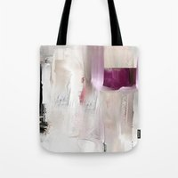 floyd Tote Bags featuring Pink Floyd by Anivad