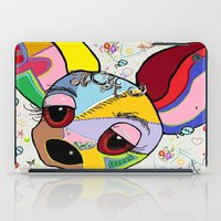 chihuahua iPad Cases featuring Chihuahua by EloiseArt