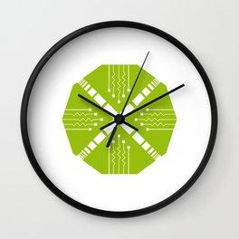 Geometric #2 Wall Clock