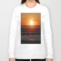 ruben ireland Long Sleeve T-shirts featuring Ireland by American Artist Bobby B