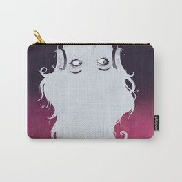 You Spin My Head Right Round Carry-All Pouch