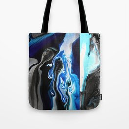 Iceicle Tote Bag