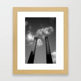 Foy & Gibson Melbourne N0. 2 Framed Art Print