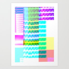 Error 008 Art Print