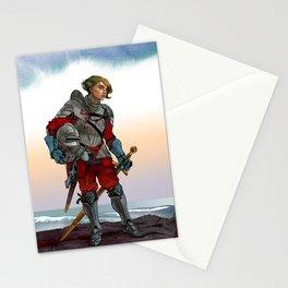 Knight of the Blackrocks Stationery Cards