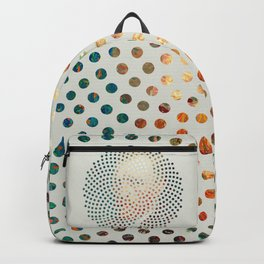 Optical Illusions - Famous Work of Art 4 Backpack