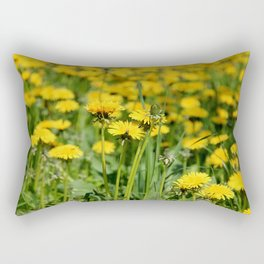 Die Löwenschar Rectangular Pillow