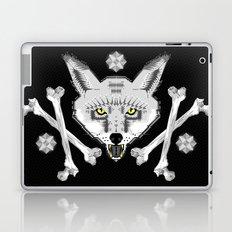 Silver Fox Geometric Laptop & iPad Skin