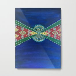 Colors of Yemen Metal Print