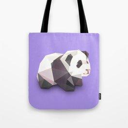 Panda. Tote Bag