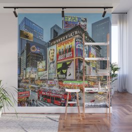 Times Square III Special Edition I Wall Mural