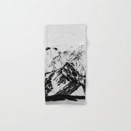 Minimalist Mountains Hand & Bath Towel