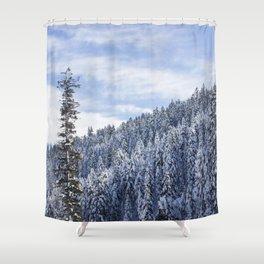 Sierra Nevada Shower Curtain