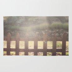 Fence Rug