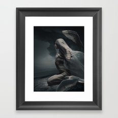 Unnr Framed Art Print