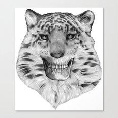 TIGERSKULL Canvas Print