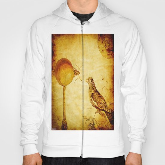 The lemon and the crow Hoody