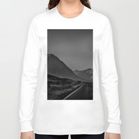 scotland Long Sleeve T-shirts featuring Scotland by itsthezoe