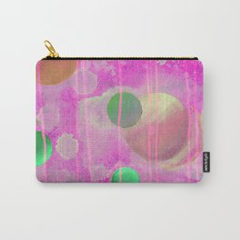 pink sphere Carry-All Pouch