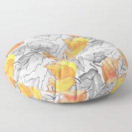 The Physalis Floor Pillow