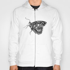 Pretty Fly For A Butterfly Hoody