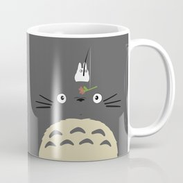 Cute Totoro Coffee Mug