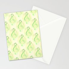 Color, Shape and Sound Stationery Cards