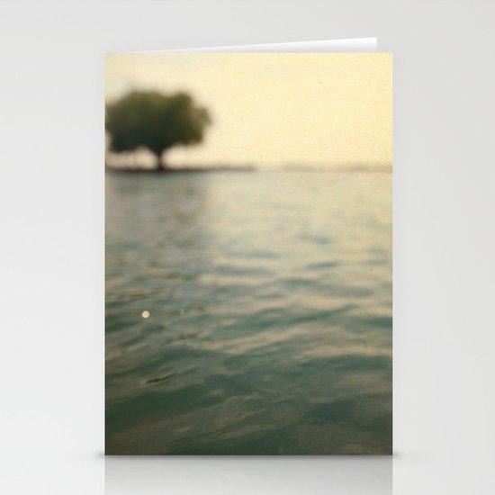 Sea Level Stationery Cards
