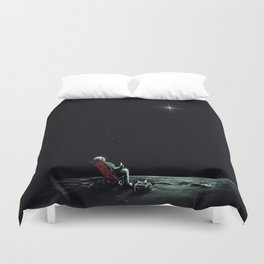 Space Chill Duvet Cover