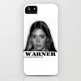 WARNER iPhone Case