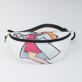 Sexy doctor hospital practice gift Fanny Pack