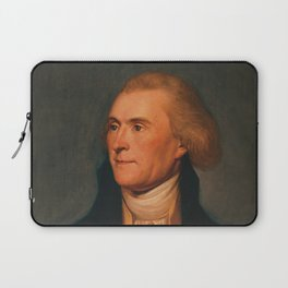 Thomas Jefferson Laptop Sleeve