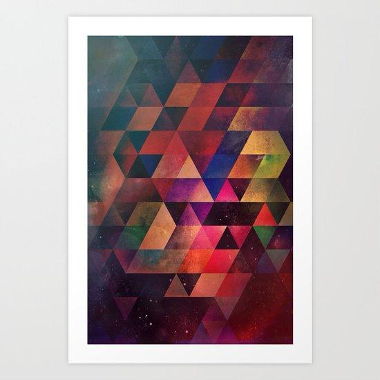 dyrgg Art Print
