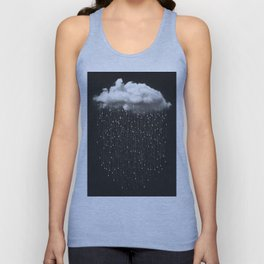 Let It Fall III Unisex Tank Top