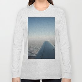 Wing in the clouds Long Sleeve T-shirt