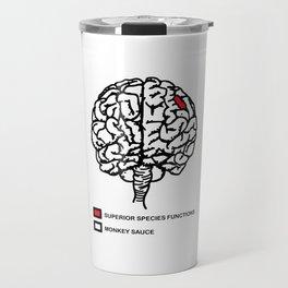 Monkey Sauce Travel Mug