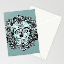 Blue Sugar Stationery Cards