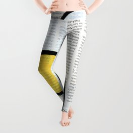 Teenage Dream Fried Egg Leggings