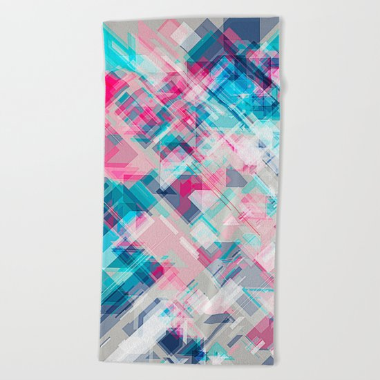 Splinter Beach Towel