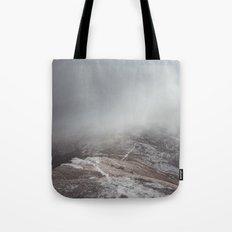 Winter trail Tote Bag
