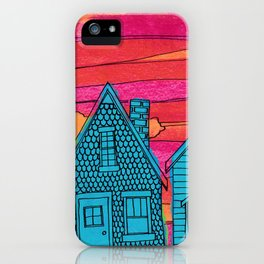 Home Art Journey 1.5 iPhone Case